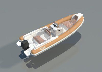 Fanale Marine 820